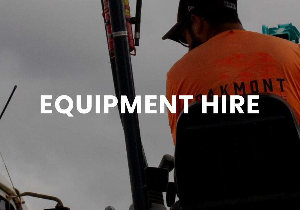 Equipment Hire Brisbane